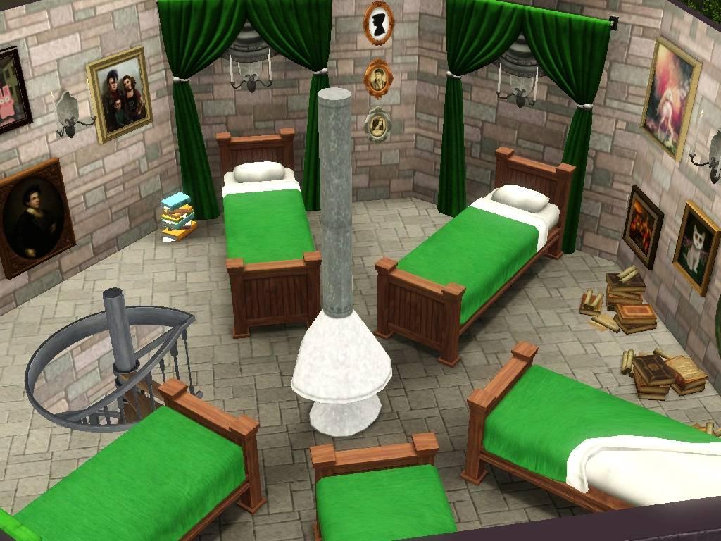 Slytherin en los Sims 3 [OCIO] Screenshot-5020_zps661a55d3