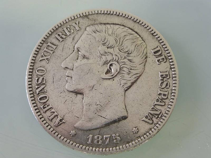 5 pesetas Alfonso XII 1875-77 y Alfonso XIII 1891-97 1875-P1010385_zpsxlebmcpj