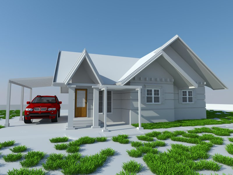Vray mesh render Withgrass_zps4035291e