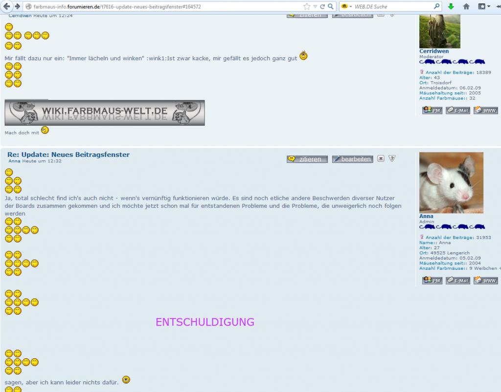 [Update] Neuer Editor in den Forumieren Foren Beitragscsheisse_zps9eecacab