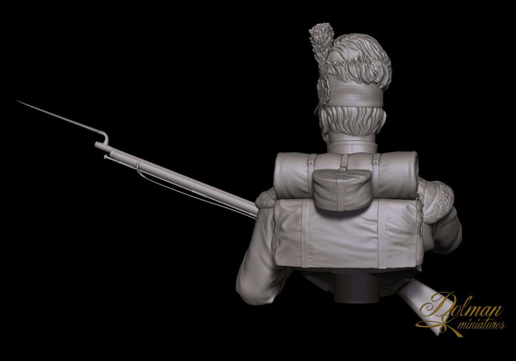 "42nd Highlander ""The Black Watch"" Dolman Miniatures F4_zps562d20df"
