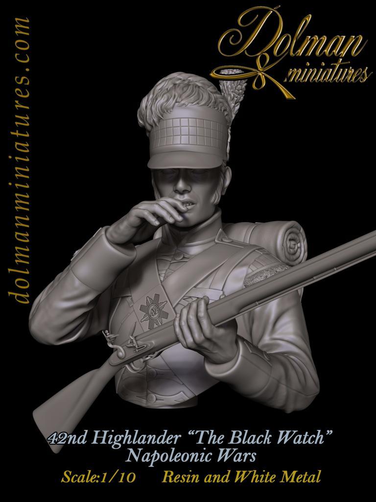 "42nd Highlander ""The Black Watch"" Dolman Miniatures JPF_zps4fc6fbcc"