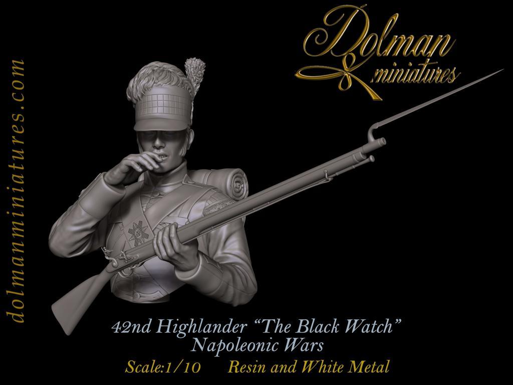 "42nd Highlander ""The Black Watch"" Dolman Miniatures JPG_zpsed552e01"