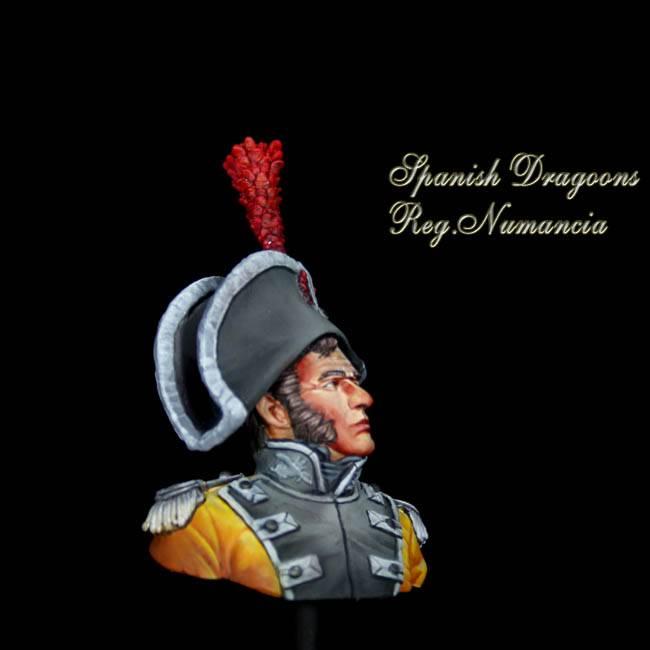 Spanish Dragoons Regiments ,Peninsular War.Reg.Villaviciosa,Reg.Almansa,Reg.Numancia NU_04_zps477715a9