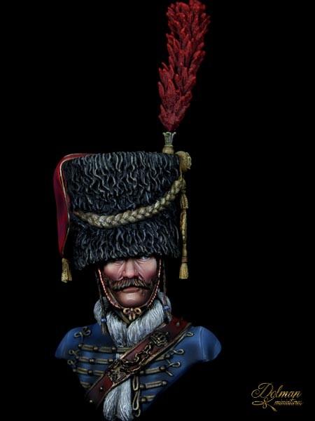 Dolman Miniatures....Artillerie a Cheval de La Garde 1_zps26e54633
