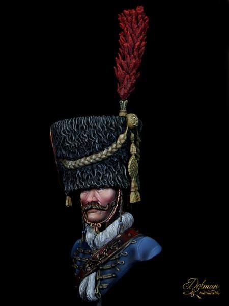 Dolman Miniatures....Artillerie a Cheval de La Garde 2_zps027b8624