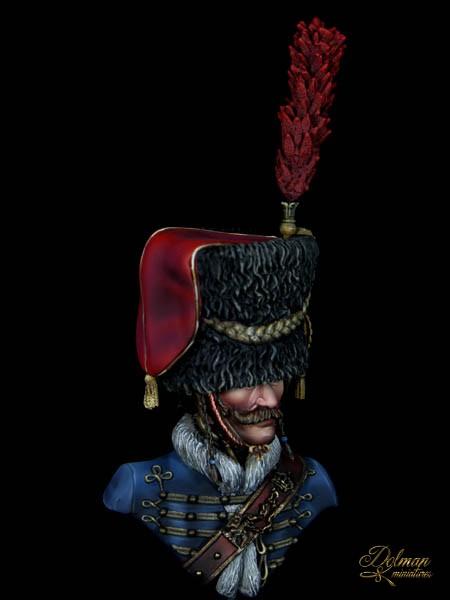 Dolman Miniatures....Artillerie a Cheval de La Garde 3_zpse9802347