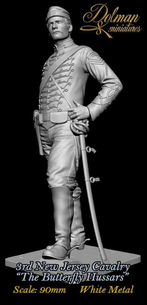 3rd New Jersey Cavalry ...Dolman Miniatures TargetaMariposaPequentildea2_zpslhbr5ike