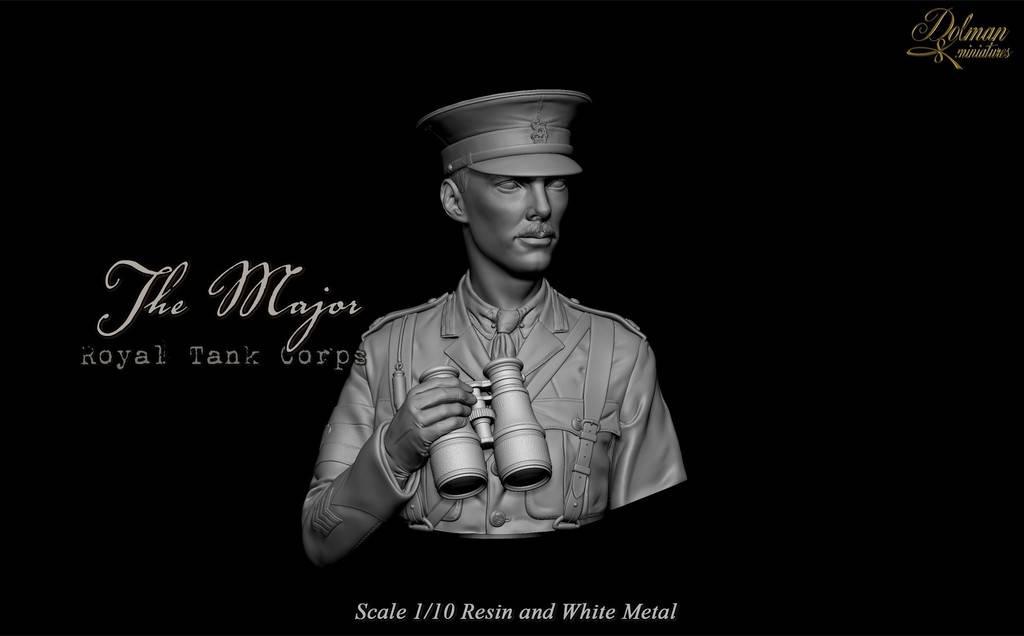 """ The Major "" Royal Tank Corps .....Dolman Miniatures Image00002_zpshpfbcw6l"