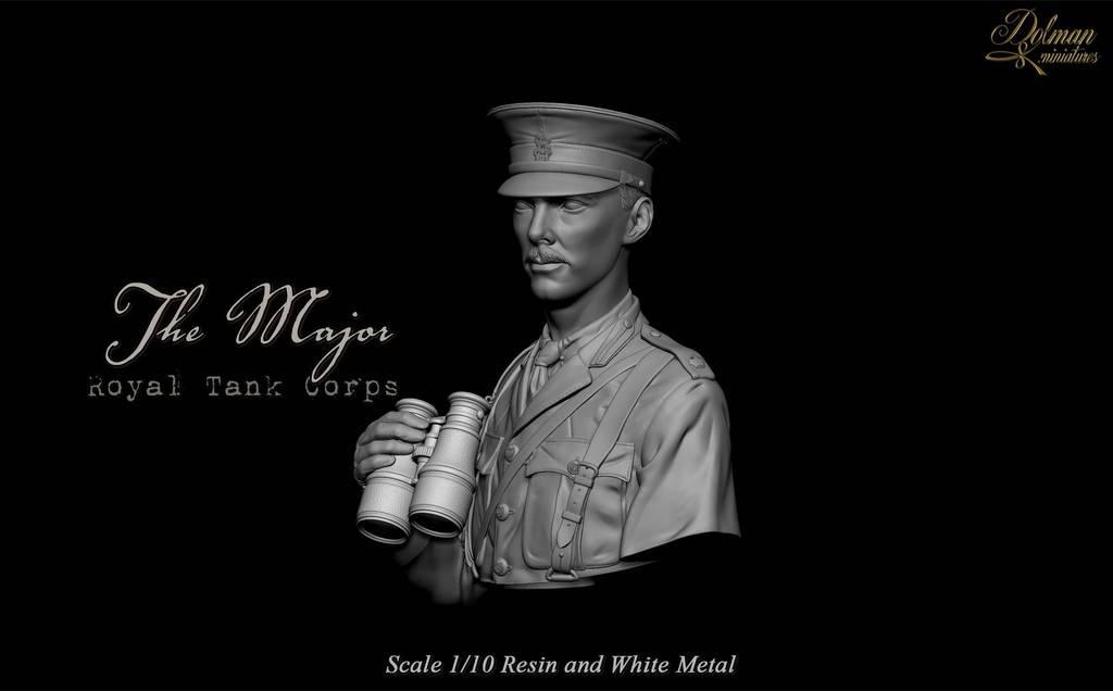 """ The Major "" Royal Tank Corps .....Dolman Miniatures Image00004_zpsqbs4qvxw"