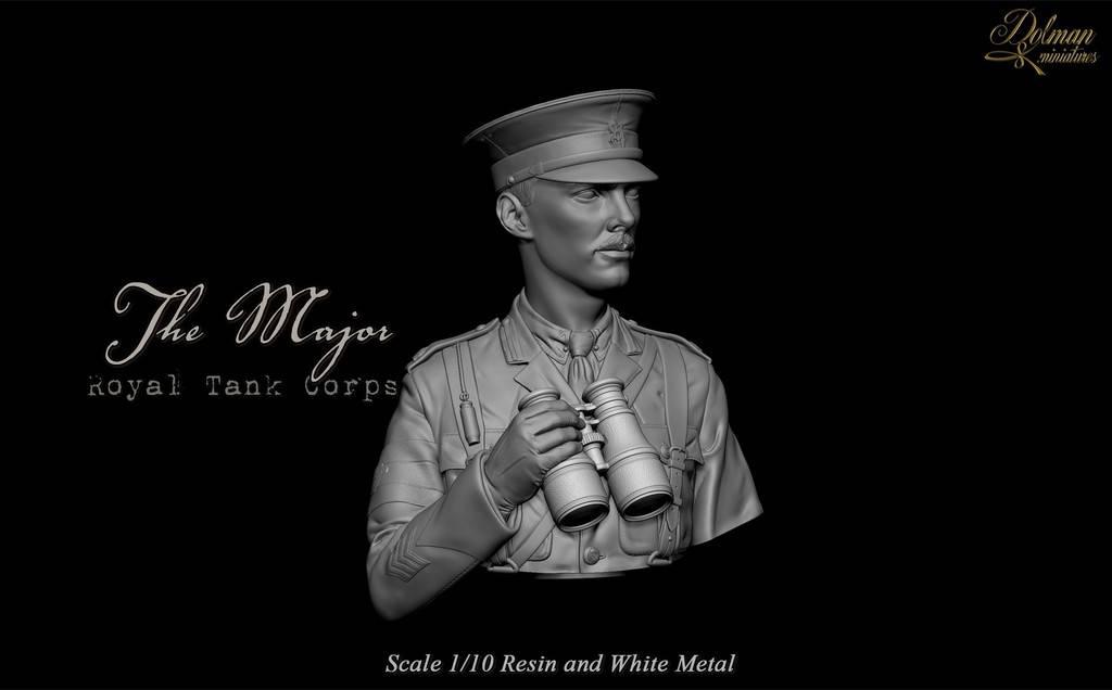 """ The Major "" Royal Tank Corps .....Dolman Miniatures Image00008_zpsfvccea8g"