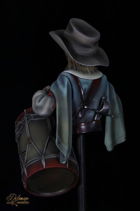 Dolman Miniatures.Drummer Boy. 30th Years War. 1643 6_zpsdf549f61