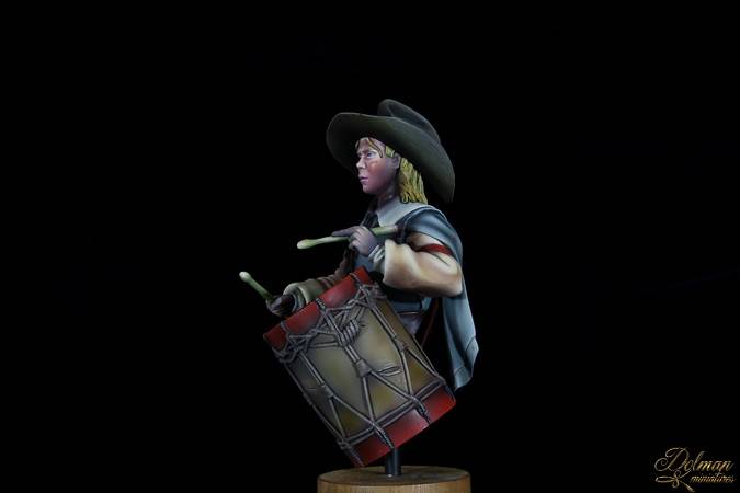 Dolman Miniatures.Drummer Boy. 30th Years War. 1643 IMG_4394_zpsbd305491