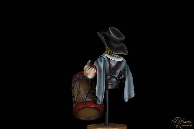 Dolman Miniatures.Drummer Boy. 30th Years War. 1643 IMG_4399_zpsaf5372d3