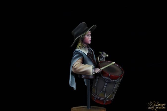 Dolman Miniatures.Drummer Boy. 30th Years War. 1643 IMG_4405_zps9ac98b1b