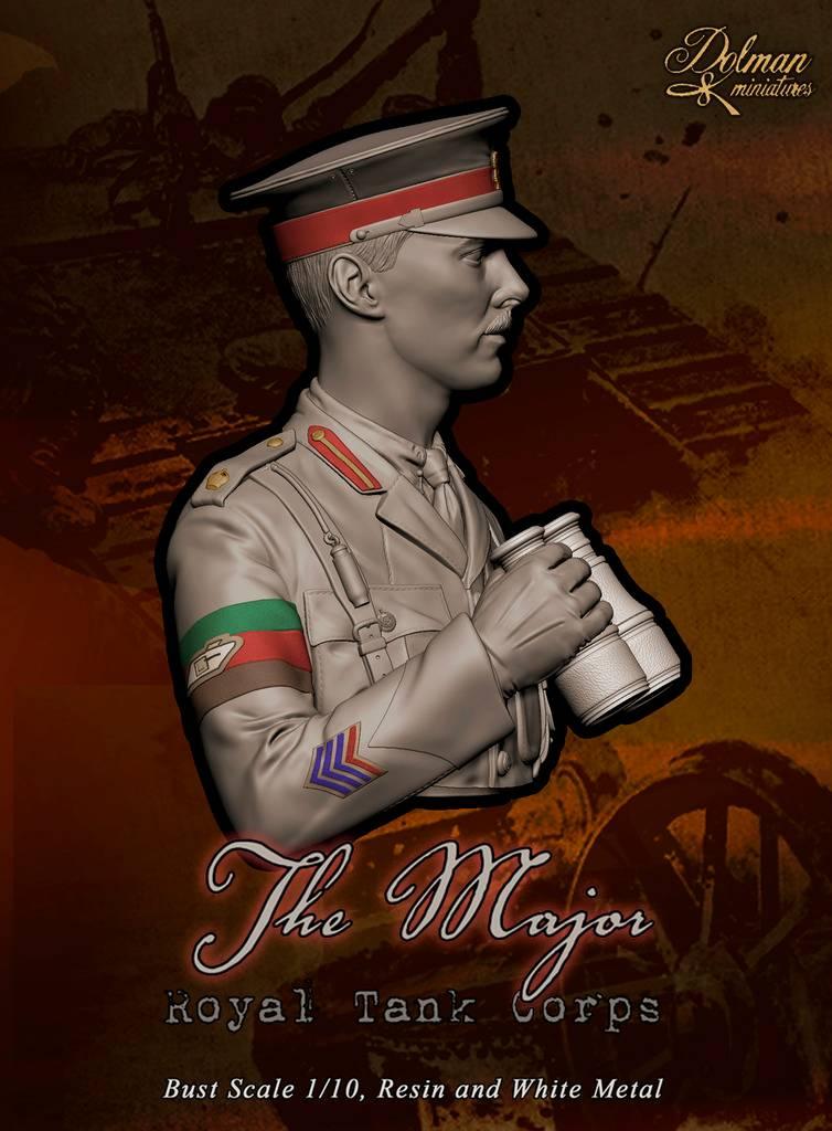 """ The Major "" Royal Tank Corps .....Dolman Miniatures Kavayo_1_zpsh26zkovn"