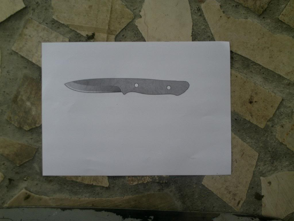 Izrada noža od lista motorne pile IMAG0172