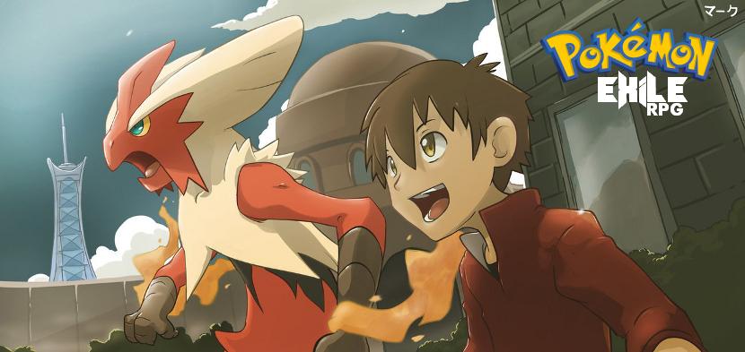 Pokemon Exile RPG