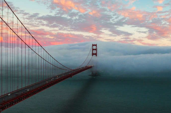 Pics of places that look like places from the films, or are just nice. [2] - Page 39 Fog%20over%20sanfrancisco%20bay_zpsh2vkq886