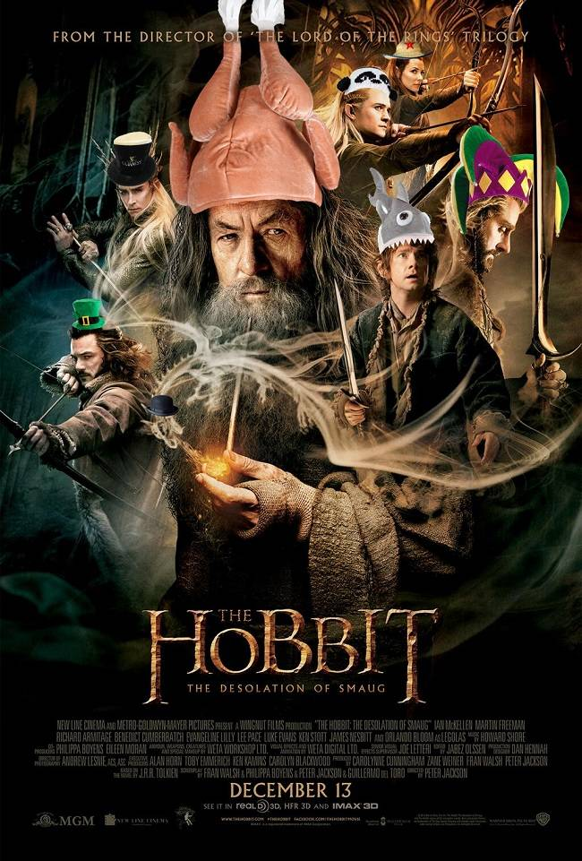 Lord of the Rings Humour: Parodies, Satires and More [2] - Page 39 Hobbit-desolation-of-smaug-19-theshiznit-funny-hats1_zps497c81fd