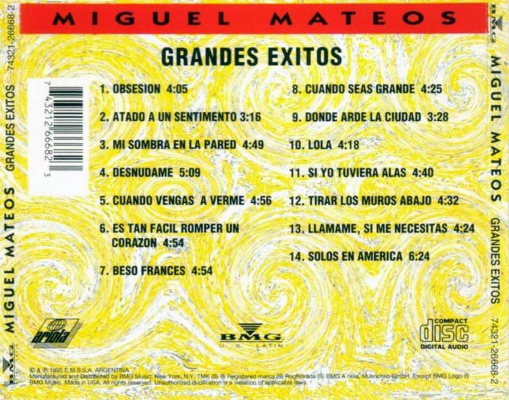 Miguel Mateos - Grandes Exitos (FLAC) - Página 3 2_zpsdf5ef338