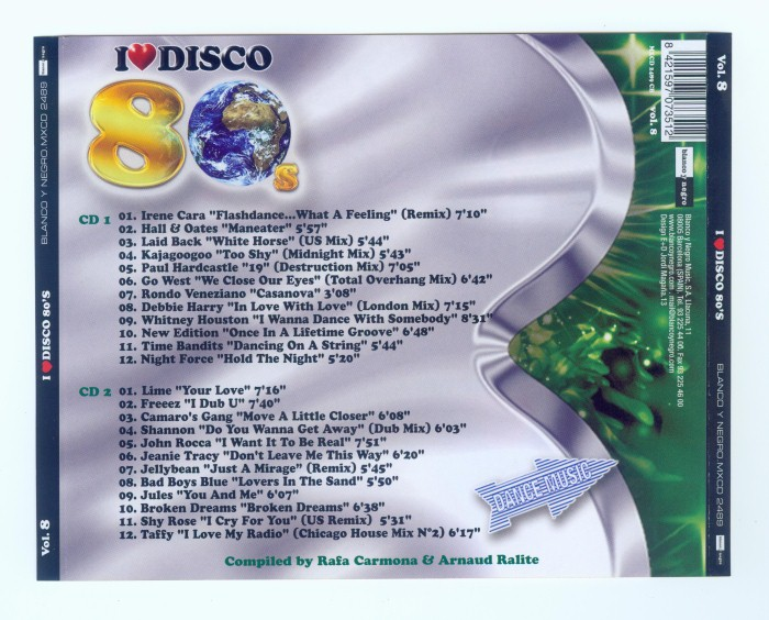 V.A. - I Love Disco 80's (8 Vols.) (WAV) Back1Custom_zps55544fbb