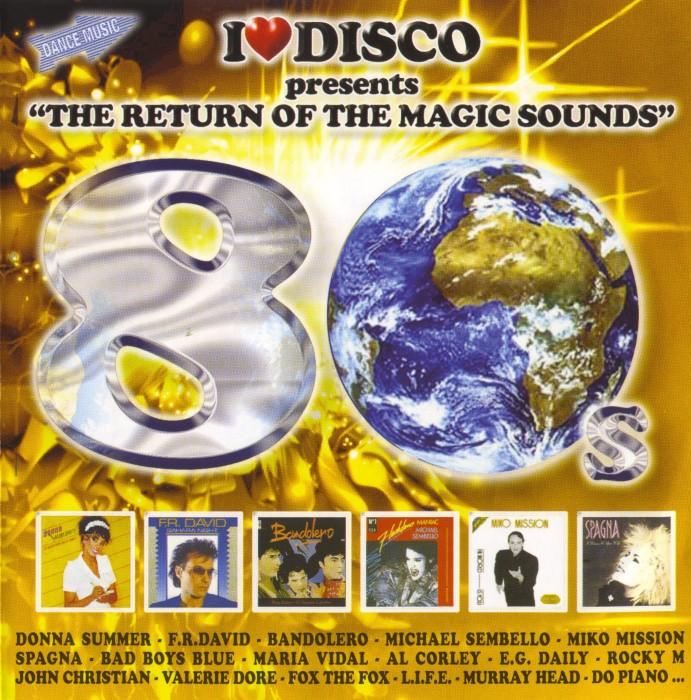 V.A. - I Love Disco 80's (8 Vols.) (WAV) Front2-1Custom_zps3bb2942d