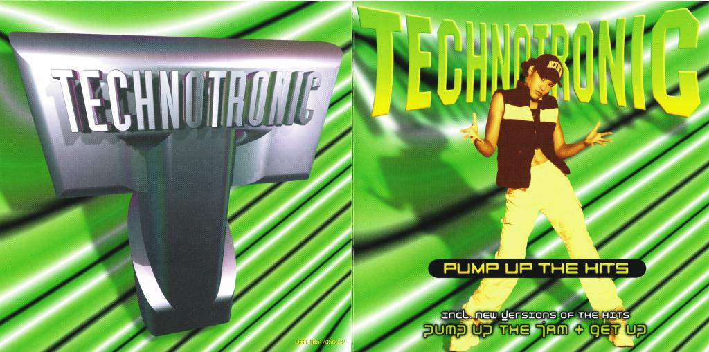 Technotronic – Pump Up The Hits (FLAC) Front_zps332f3faf