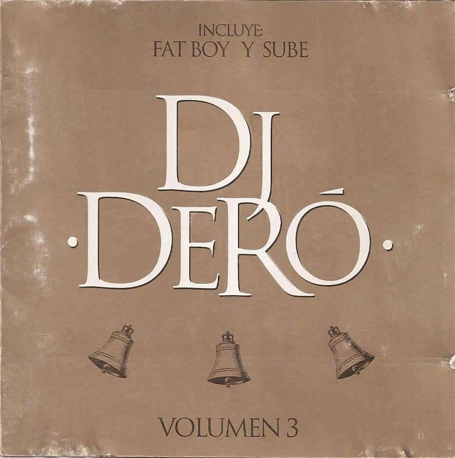 DJ Dero - Volumen 3 (Edición Argentina) (FLAC) TapaFrente_zps1eb28e31
