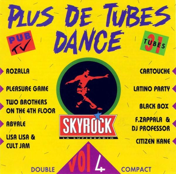 V.A.- Plus De Tubes Dance (4 Vols.) (FLAC) - Página 2 CoverCustom_zps4a1d19b9