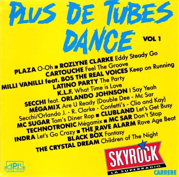 V.A.- Plus De Tubes Dance (4 Vols.) (FLAC) - Página 2 CoverCustom_zpsc3a68cb3