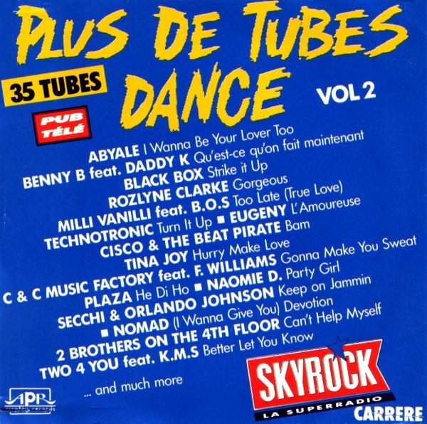 V.A.- Plus De Tubes Dance (4 Vols.) (FLAC) - Página 2 CoverCustom_zpse8d187fa