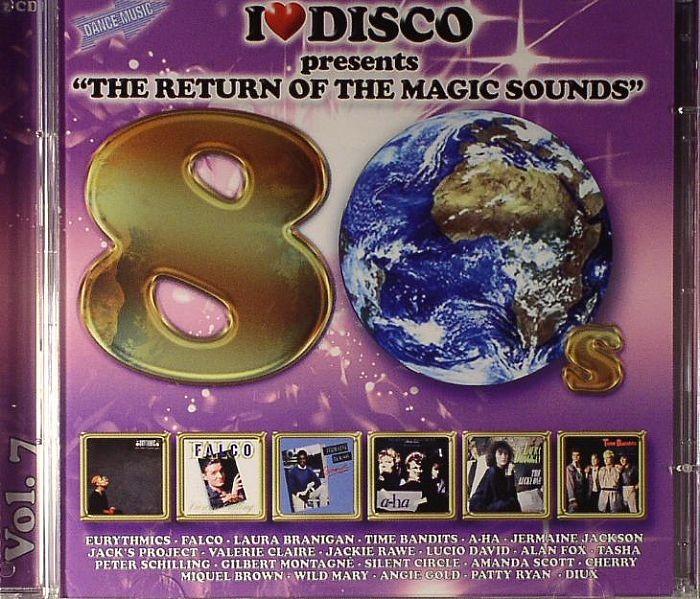 V.A. - I Love Disco 80's (8 Vols.) (WAV) FrontCustom_zpsd1762937