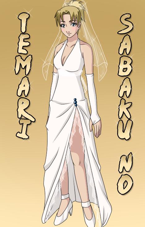 The Girls of Konoha An appreciation thread Naruto_bride___Temari_by_WhiteGamma_zps8bcb09f1