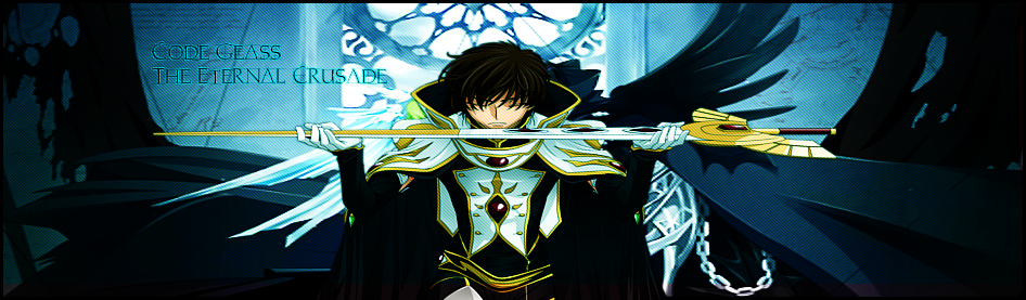 Code Geass: The Eternal Crusade