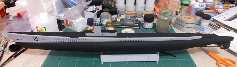 Trumpeter 1:144 USS Gato SS-212 1944 240613008A_zps21f17ec8