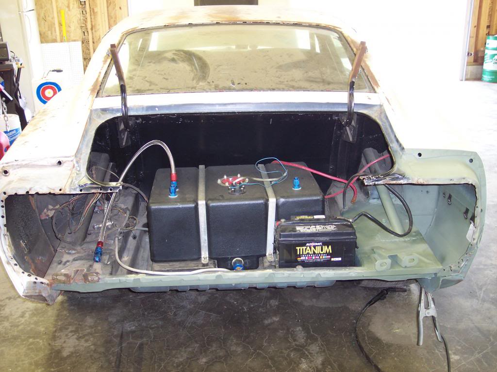 My 521 in a 1970 mustang..New pics added.. 100_0734_zpsfde39713