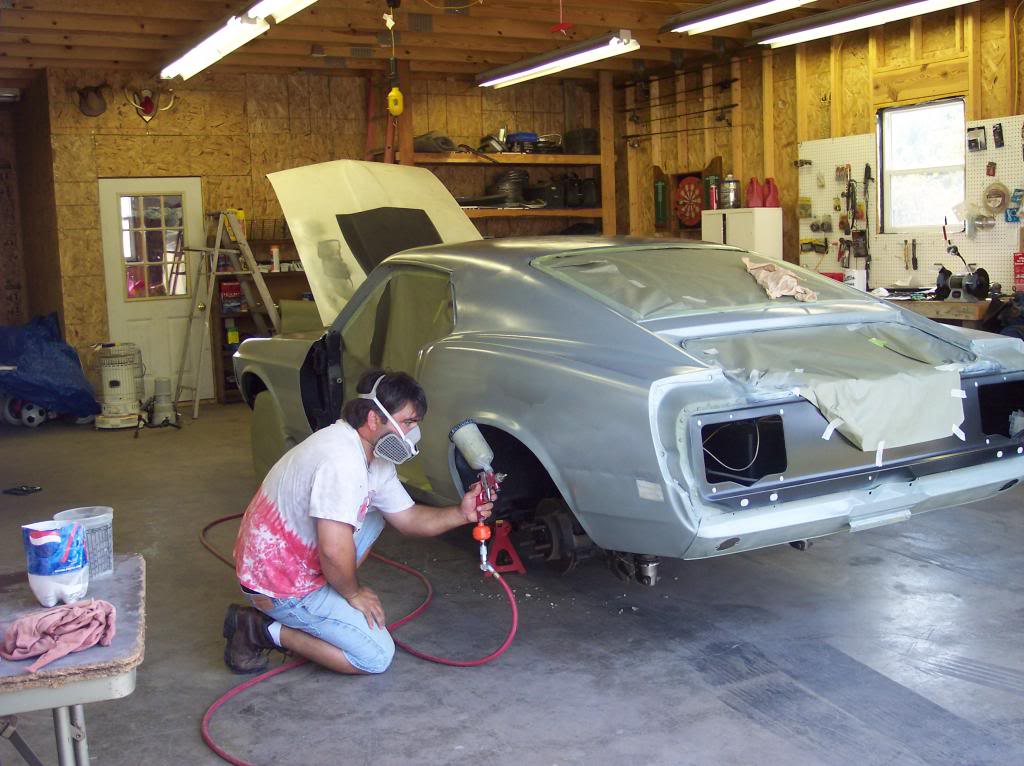 My 521 in a 1970 mustang..New pics added.. 100_0887_zps261a9ca3