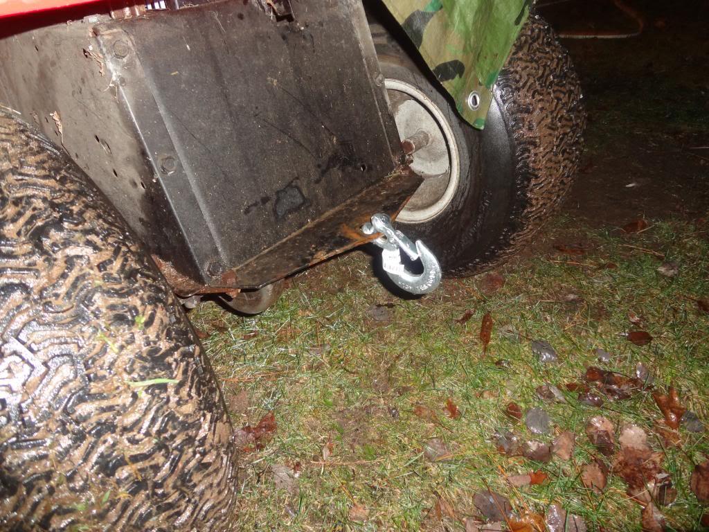 MTD Lawn Machine Mudder!!!! DSC008001