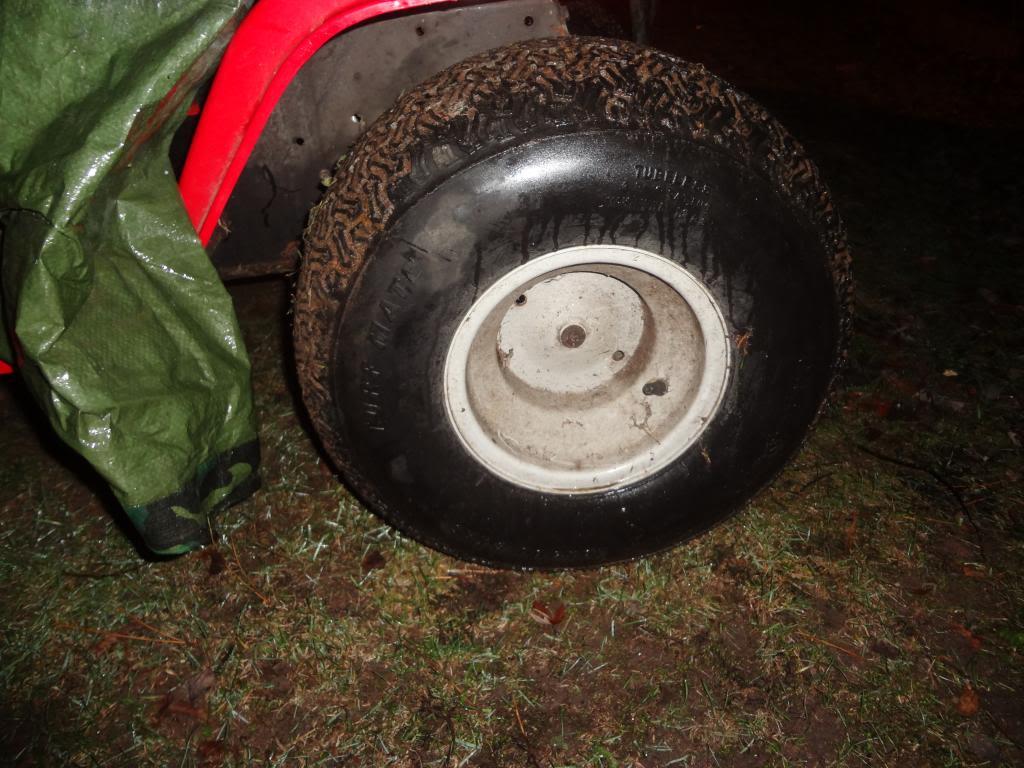MTD Lawn Machine Mudder!!!! DSC008021