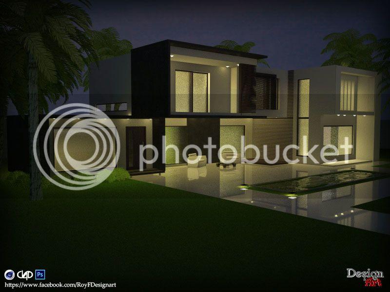Modelado Escena exterior Cinema 4D C4D_09_05_2013_5_1_zps91286a5d