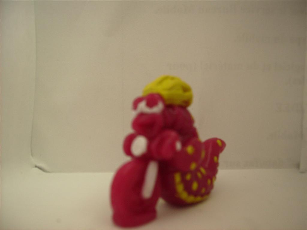 Comic Alien 1993 , petites figurines en PVC Comicalien6