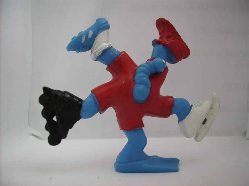 Comic Alien 1993 , petites figurines en PVC Comicalien7