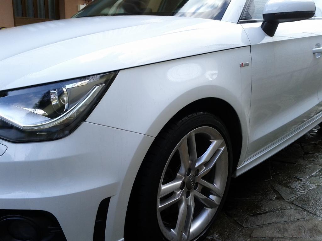 Audi A1 bianco metalizzato: prima sessione di detailing. giudizio? IMG_20140727_163209_zpsdc60d6ad