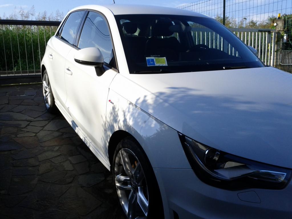 Audi A1 bianco metalizzato: prima sessione di detailing. giudizio? IMG_20140727_183430_zps380b3ccc