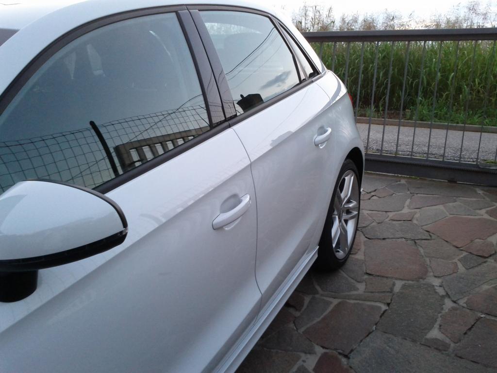 Audi A1 bianco metalizzato: prima sessione di detailing. giudizio? IMG_20140727_203912_zps99fe90fd