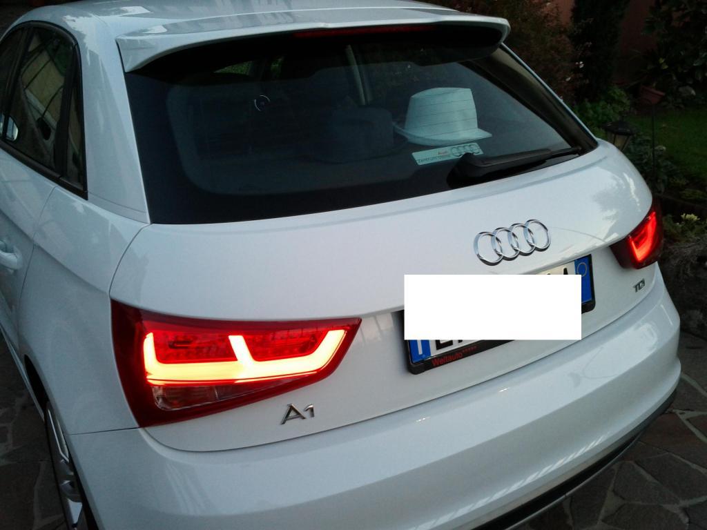 Audi A1 bianco metalizzato: prima sessione di detailing. giudizio? IMG_20140727_204010_zpsfefa4e74