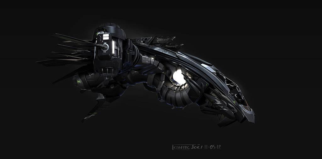 "Alexander Crow ""CORVEX"" 1461x720_15663_DRONE_ar09_2d_sci_fi_concept_art_spaceship_illustration_drone_picture_image_digital_art_zps0qtcktxx"