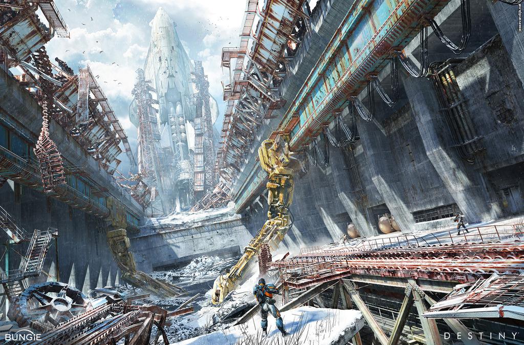El planeta Alia y La Ciudad sin Nombre Destiny_Concept_Art_Jesse_van_Dijk_wall_zpskc2fptat