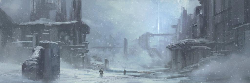 El planeta Alia y La Ciudad sin Nombre Ruins_in_snow_by_anthonypismarov-d8cmbq8_zpsf8dkk6a9